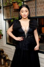 LANA CONDOR at 2020 Vanity Fair Oscar Party in Beverly Hills 02/09/2020