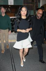 LANA CONDOR Out and About in New York 02/05/2020