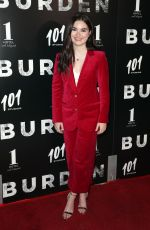 LANDRY BENDER at Burden Screening in Los Angeles 02/27/2020