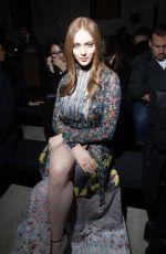 LARSEN THOMPSON at Missoni Show at Milan Fashion Week 02/22/2020