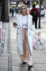 LAURA ANDERSON Out in Manchester 02/05/2020