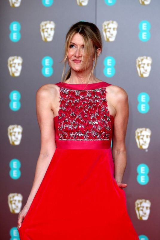 LAURA DERN at EE British Academy Film Awards 2020 in London 02/01/2020