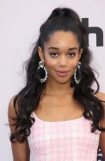 LAURA HARRIER at Essence Black Women in Hollywood Luncheon in Beverly Hills 02/06/2020