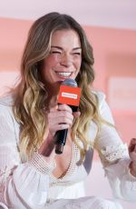 LEANN RIMES at #blogher20 Health Panel in Los Angeles 02/01/2020