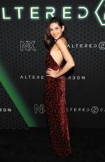 LELA LOREN at Altered Carbon, Season 2 Photocall in New York 02/24/2020