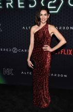 LELA LOREN at Altered Carbon, Season 2 Premiere in New York 02/24/2020