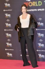 LENA MEEYER-LANDRUT and ANNA KENDRICK at Troll World Tour Film Fototermin 02/17/2020