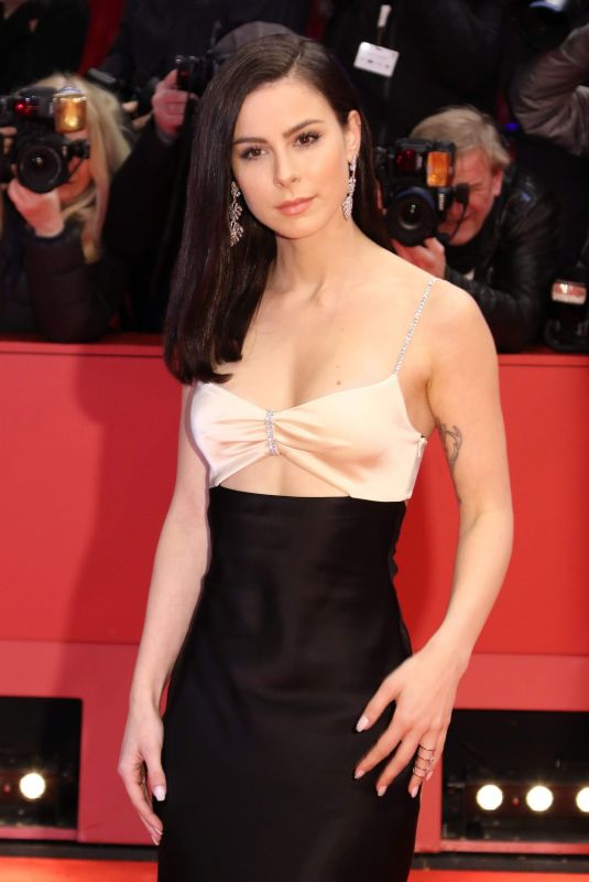 LENA MEYER-LANDRUT at Berlinale Opening Ceremony 02/20/2020