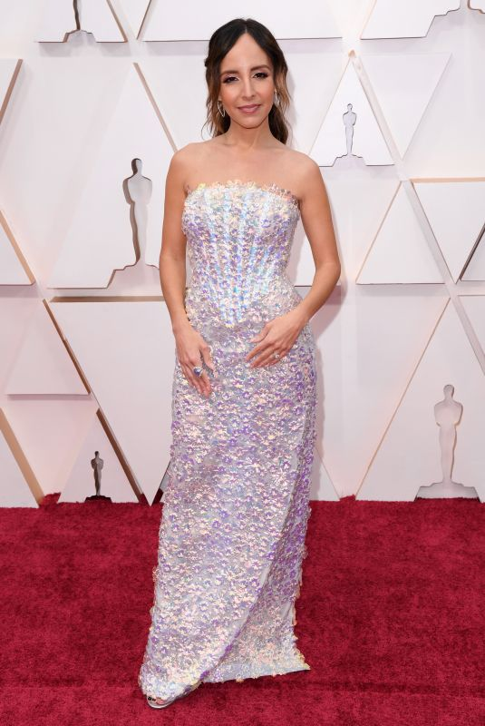 LILLIANA VASQUEZ at 92nd Annual Academy Awards in Los Angeles 02/09/2020