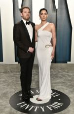 LILY ALDRIDGE at 2020 Vanity Fair Oscar Party in Beverly Hills 02/09/2020