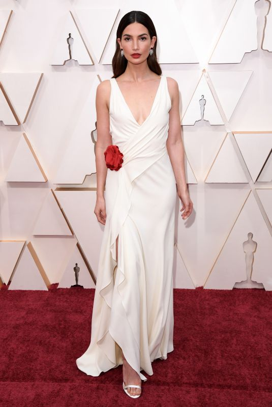 LILY ALDRIDGE at 92nd Annual Academy Awards in Los Angeles 02/09/2020