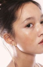 LILY CHEE at a Photoshoot, February 2020