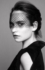 LILY JAMES in Madame Figaro Magazine, China February 2020