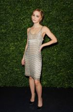 LILY-ROSE DEPP at Charles Finch and Chanel Pre-Bafta Party in London 02/01/2020