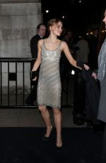 LILY-ROSE DEPP Night Out in London 02/01/2020