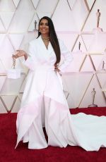 LILY SINGH at 92nd Annual Academy Awards in Los Angeles 02/09/2020