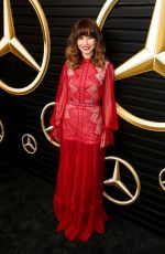 LINDA CARDELLINI at Mercedes-Benz Oscar Viewing Party in Hollywood 02/09/2020