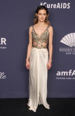 LINDSEY WIXSON at 22nd Annual Amfar Gala in New York 02/05/2020