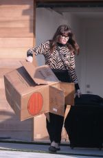 LIV TYLER at Her House in Malibu 02/24/2020