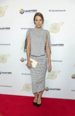 LIZ GODWIN at 2020 ICG Publicists Awards in Beverly Hills 02/07/2020