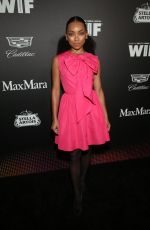 LOGAN BROWNING at 13th Annual Women in Film Female Oscar Nominees Party in Hollywood 02/07/2020