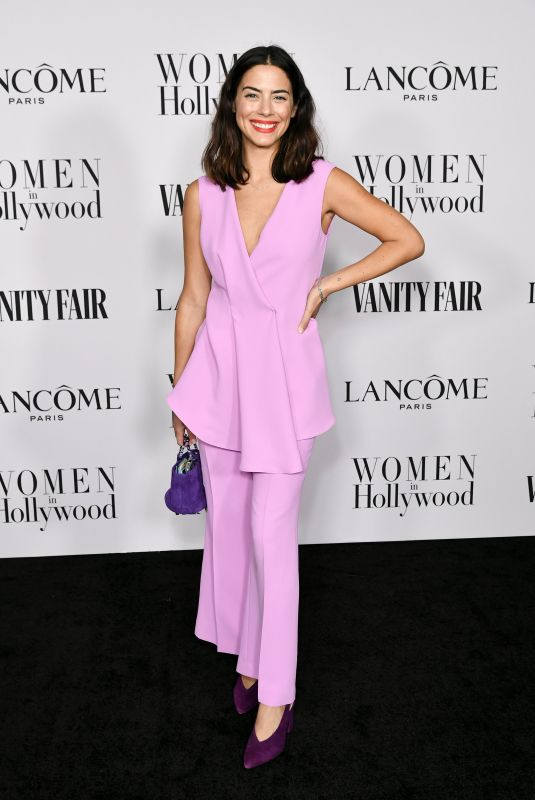 LORENZA IZZO at Vanity Fair & Lancome Toast Women in Hollywood in Los Angeles 02/06/2020