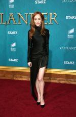 LOTTE VERBEEK at Outlander, Season 5 Premiere in Los Angeles 02/13/2020