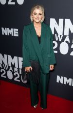 LUCY FALLON at NME Awards 2020 in London 02/12/2020