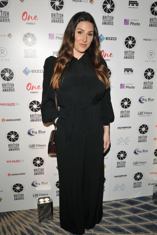 LUCY PINDER at British Photography Awards in London 02/04/2020