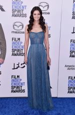LYDIA HEARST at 2020 Film Independent Spirit Awards in Santa Monica 02/08/2020