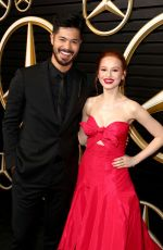 MADELAINE PETSCH at Mercedes-Benz Oscar Viewing Party in Hollywood 02/09/2020
