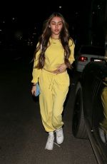 MADISON BEER Leaves Alen M Salon in West Hollywood 02/26/2020