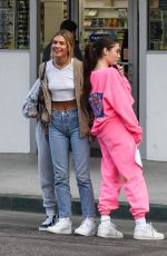MADISON BEER Out and About in Los Angeles 02/21/2020