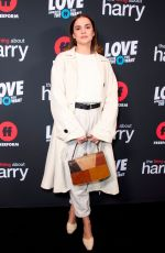MAIA MITCHELL at The Thing About Harry Premiere in West Hollywood 02/12/2020