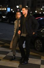 MANDY MOORE on the Set of This Is Us in New York 02/12/2020