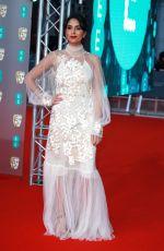 MANJINDER VIRK at EE British Academy Film Awards 2020 in London 02/01/2020