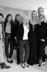 MARGOT ROBBIE in Vogue Magazine, UK Oscars Special February 2020