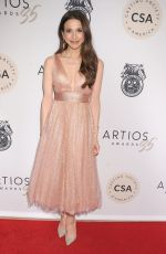 MARIN HINKLE at Casting Society of America's Artios Awards in Beverly Hills 01/30/2020