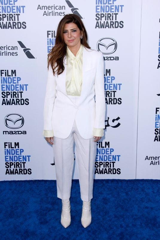 MARISA TOMEI at 2020 Film Independent Spirit Awards in Santa Monica 02/08/2020