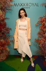 MAYA HENRY at Natalia Vodianova x Maxx Resorts Party in London 02/17/2020