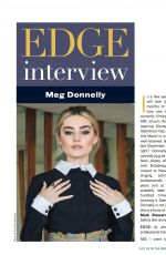 MEG DONNELLY for Edge Magazine, March 2020