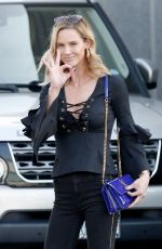 MEGHAN EDMONDS Out and About in Los Angeles 02/20/2020