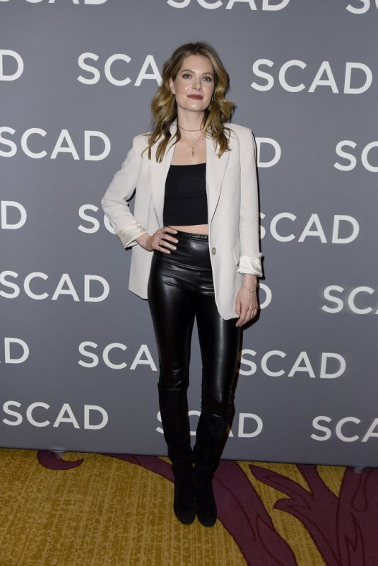 MEGHANN FAHY at Scad Atvfest 2020 - The Bold Type in Atlanta 02/28/2020