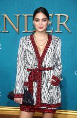 MELISSA BARRERA at Outlander, Season 5 Premiere in Los Angeles 02/13/2020