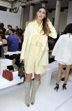 MELISSA SATTA at Max Mara Show at Milan Fashion Week 02/20/2020