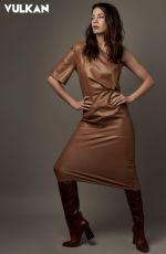 MICHELLE MONAGHAN for Vulkan, February 2020