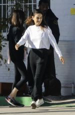 MILA KUNIS Out and About in Beverly Hills 02/28/2020
