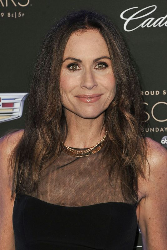 MINNIE DRIVER at Cadillac Celebrates 92nd Annual Academy Awards in Los Angeles 02/06/2020