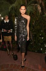 MINNIE DRIVER at Charles Finch and Chanel Pre-oscar Awards in Los Angeles 02/08/2020