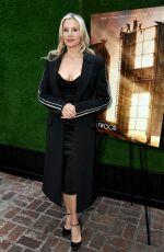 MIRA SORVINO at Hollywood TV Mini Series Screening in Los Angeles 02/23/2020